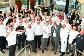 Assemblée Générale de L'Association Française des Maîtres Restaurateurs
