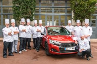 """Les 10 Chefs Maîtres Restaurateurs sélectionnés pour la Finale Nationale du Concours """"Le Panier Mystère"""" 2016 École Ferrandi Paris"""