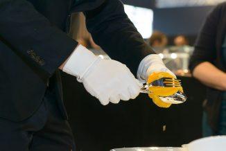 Trophée René Lasserre 2016. Première épreuve l'orange.