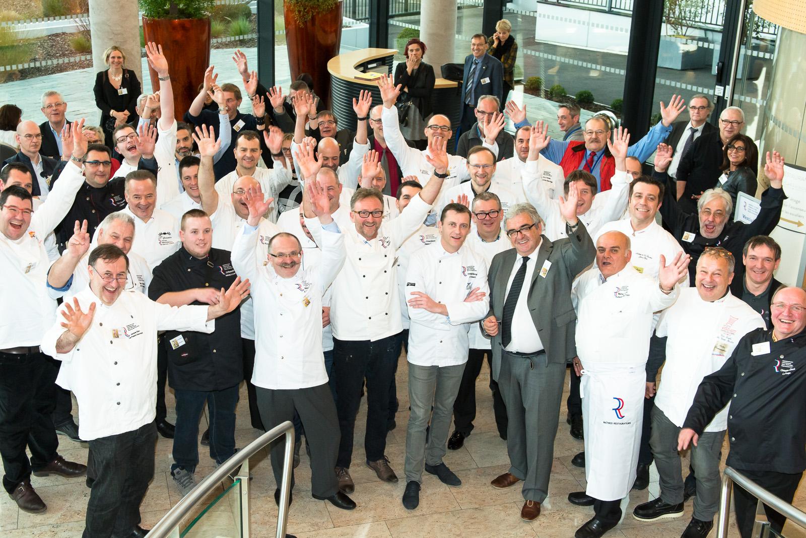 AG Maîtres Restaurateurs Strasbourg 2015