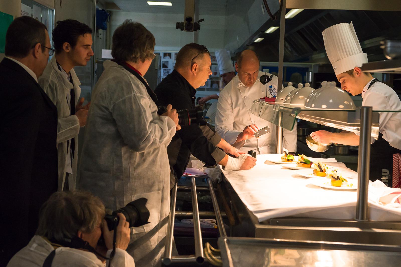 Finale Concours Jeunes Talents Maîtres Restaurateurs École - Ecole de cuisine ferrandi paris restaurant