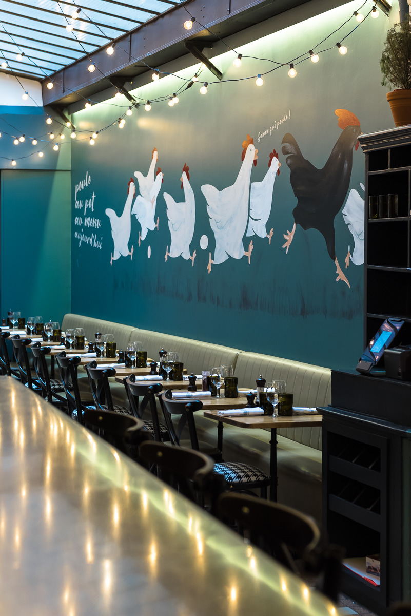 Restaurant Les Fous de l'Ile