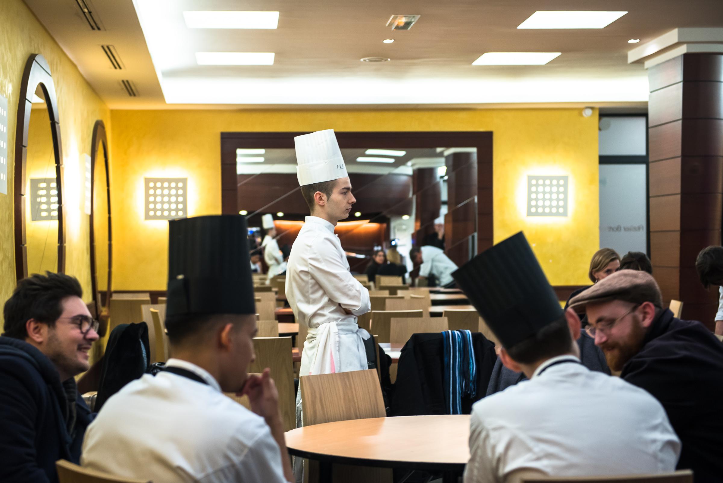 Concours Jeunes Talents Maîtres Restaurateurs présélection Paris