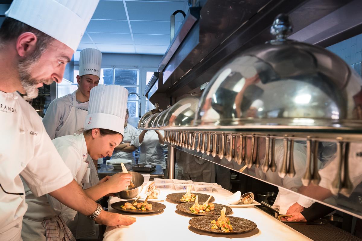 Concours Jeunes Talents Maîtres Restaurateurs 2018