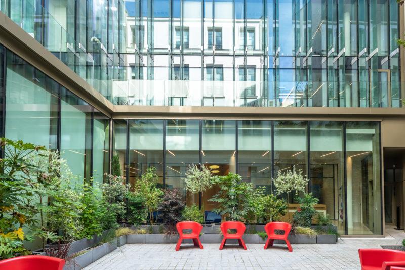 Photo architecture bureaux