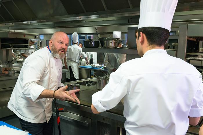 Concours Jeunes Talents Maîtres Restaurateurs 2017