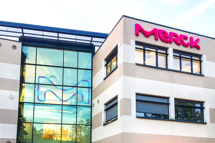 Trombinoscope laboratoires Merck