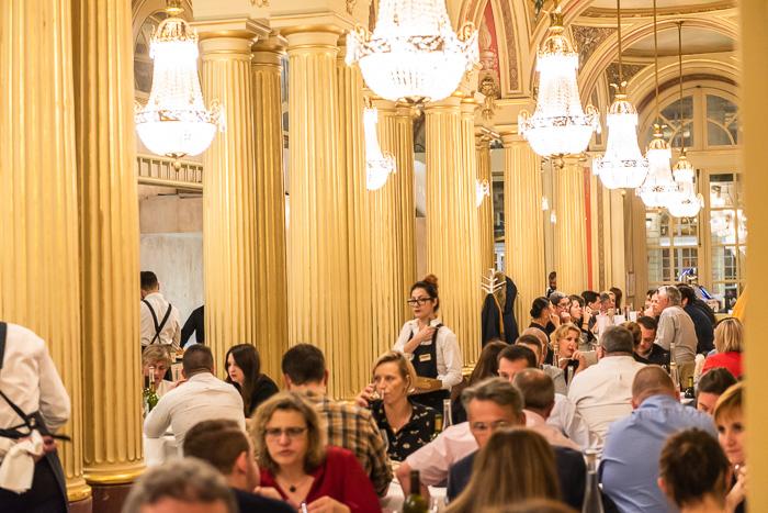 Maîtres Restaurateurs AG 2018 Bordeaux